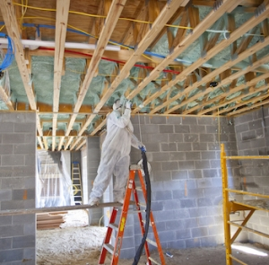 subfloor spray foam insulation EnviroFOAM